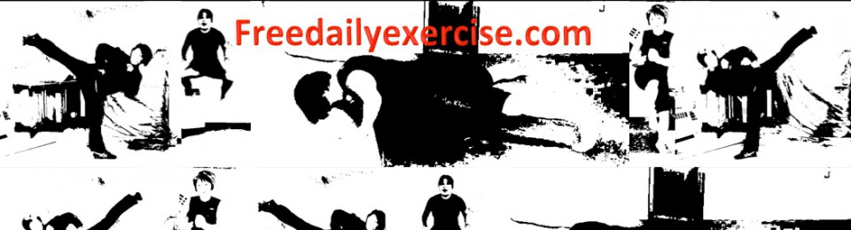 Free daily exercise